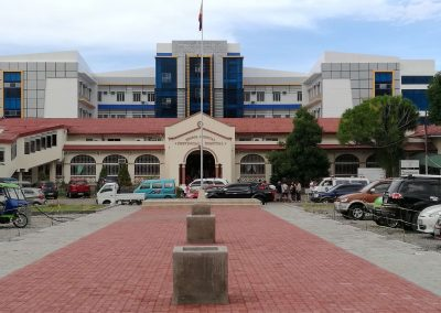 NOPH Central Block